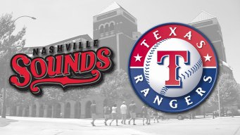 Nashville Sounds To Be Rangers New Triple-A Club