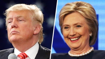 Clinton Surging Ahead of Trump in Battleground States: Poll