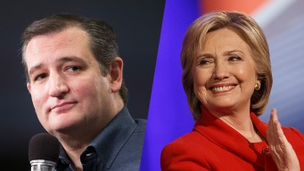 Cruz, Clinton Winners in Iowa Caucuses
