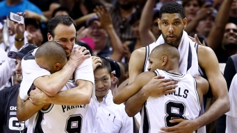 Have the Spurs Usurped Jerry's Triplets?