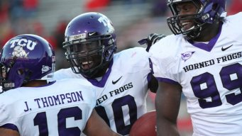 """TCU DE Stansly Maponga: Being a Cowboy """"Would Be a Dream Come True"""""""