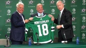 Dallas Stars Name Jim Montgomery New Coach