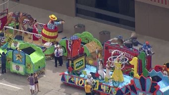 State Fair Moves Opening Day Parade Into Fair Park