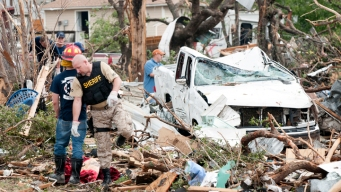Six Dead After Tornadoes; Missing People Found