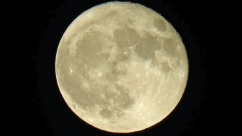 Biggest Super Moon in Nearly 70 Years Coming in November