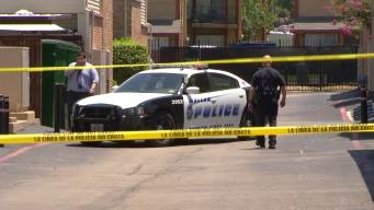 Dallas Bomb Squad Responds After Deadly Shooting