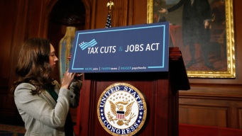 Derided By Critics, Trickle-Down Economics Gets Another Try