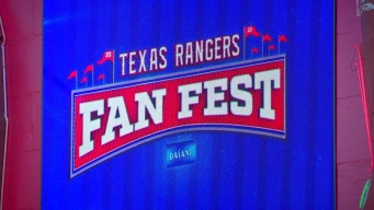 30+ Rangers to Appear at Fan Fest This Saturday
