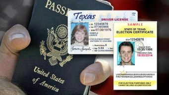 Court Strikes Down 'Discriminatory' Texas Voter ID Law