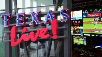 Grand Opening of Texas Live! Set for Thursday Night