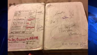 Old, Beat Up Textbooks Upset North Texas Mom