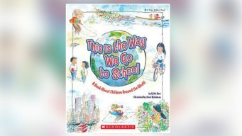 Book of the Week is About School Children Around the World