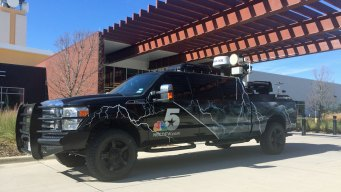 Texas Thunder Truck – As Tough as Texas Weather