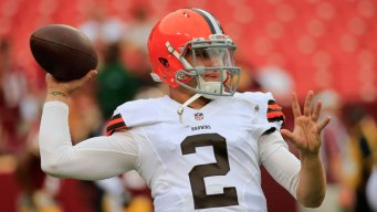 Dallas, FW Police Investigating Claims Against Manziel