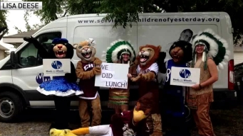Something Good: Mascots, Meals on Wheels