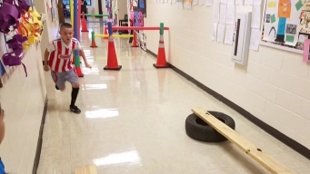 Something Good: Elementary Wellness Night