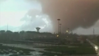 Tornado Kills 2, Injures 1 in Italy Sunday