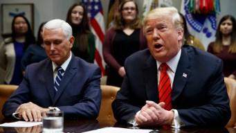 Trump Intervenes in Military Justice Cases, Grants Pardons