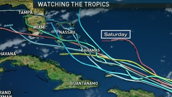 Invest 99-L Could Head Toward U.S. Soon