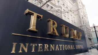 Judge Tosses Lawsuit Against Trump Over Business Ties