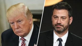 Kimmel: Trump Did 'Worse Than Nothing' to Stop Gun Violence
