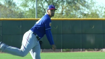 Rangers Pitcher Tyson Ross on Being 'Disappointment'