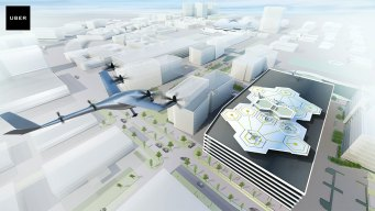 Uber Elevate, Bell Planning for Flying Taxis Over Dallas-Fort Worth by 2020