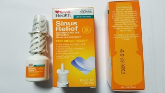 Hundreds of Nasal Products for Kids, Adults Recalled