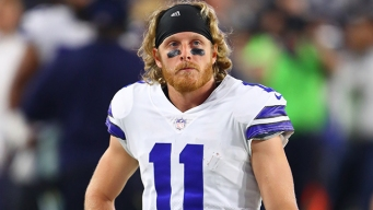 Rapper, I Mean Receiver, Cole Beasley Drops a Freestyle