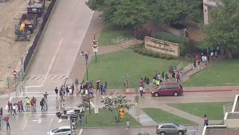 Bomb Hoax Prompts Evacuation at UT Dallas