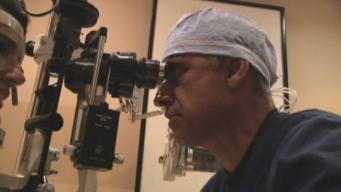 Alzheimer's And Eye Disease