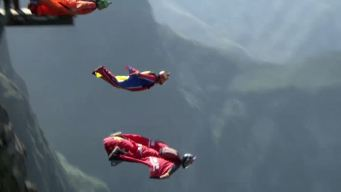 Flying Fun: Wingsuit Flying World Cup