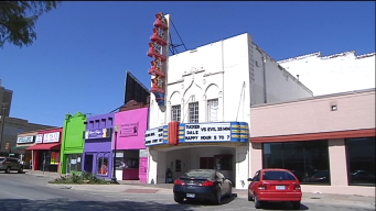 The Texas Theatre is Home to History