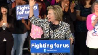 Texas' Super Delegates Rally Behind Clinton