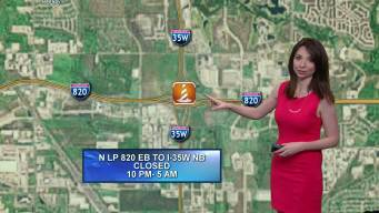 Tuesday Traffic Forecast - May 31, 2016