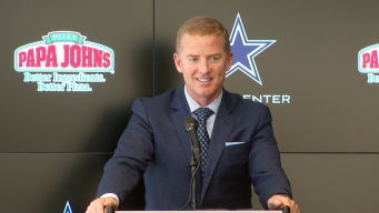Prescott or Romo? Garrett Reveals Very Little