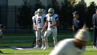 Prescott, Cowboys React to Romo's Press Conference