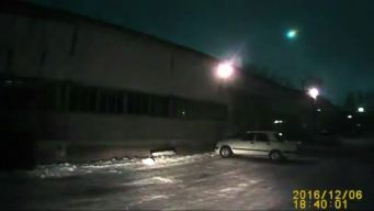 Meteorite Spotted Over Russia