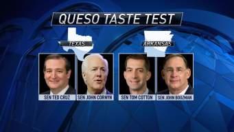Texas v. Arkansas: Battle Brews Over Queso