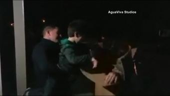 Military Father Surprises Son