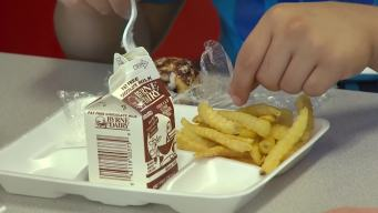 Summer Meal Program Helps Kids on School Break