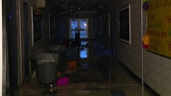 Rockport Shelter Suffers Water Damage
