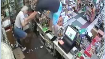 Store Clerk Robbed With Shock Weapon
