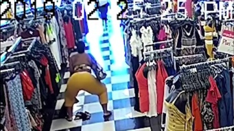 Woman Twerks While Allegedly Shoplifting in Store