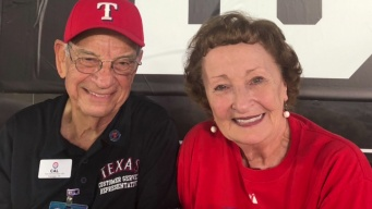 The Usher and the Cookie Lady: Rangers Super Fans Reflect on 25 Years at Globe Life Park