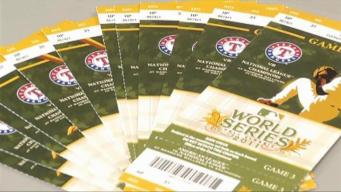 Fan Buys Fake World Series Tickets