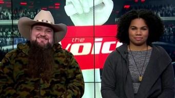 'Voice' Contestants Talk Live Finals