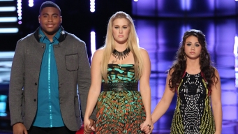"""The Voice"" Top 10: Dani Moz, TJ Wilkins Eliminated"