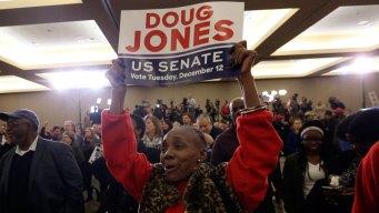 Why Black Women Voters Stepped Up for Doug Jones