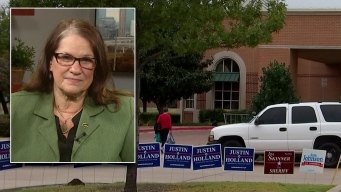 TWU Professor Discusses Election Day
